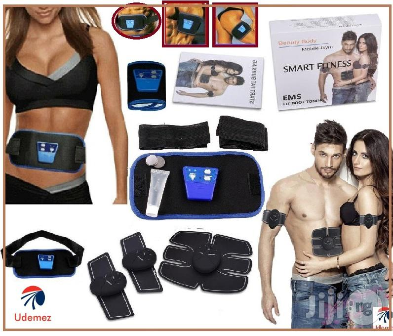 EMS Body Beauty Mobile Gym With Abs Gymsatic Slimming Waist Belt