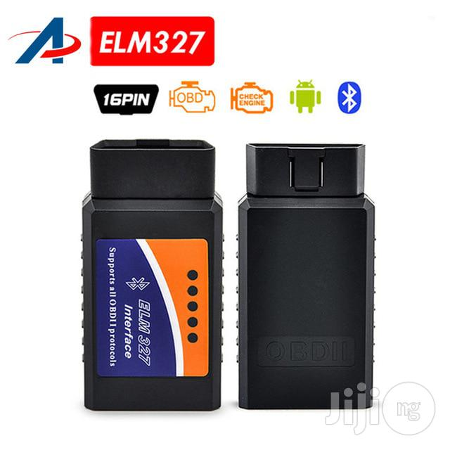 Wireless ELM327 V2.1 Bluetooth Diagnostic Tool Car Scanner | Vehicle Parts & Accessories for sale in Surulere, Lagos State, Nigeria