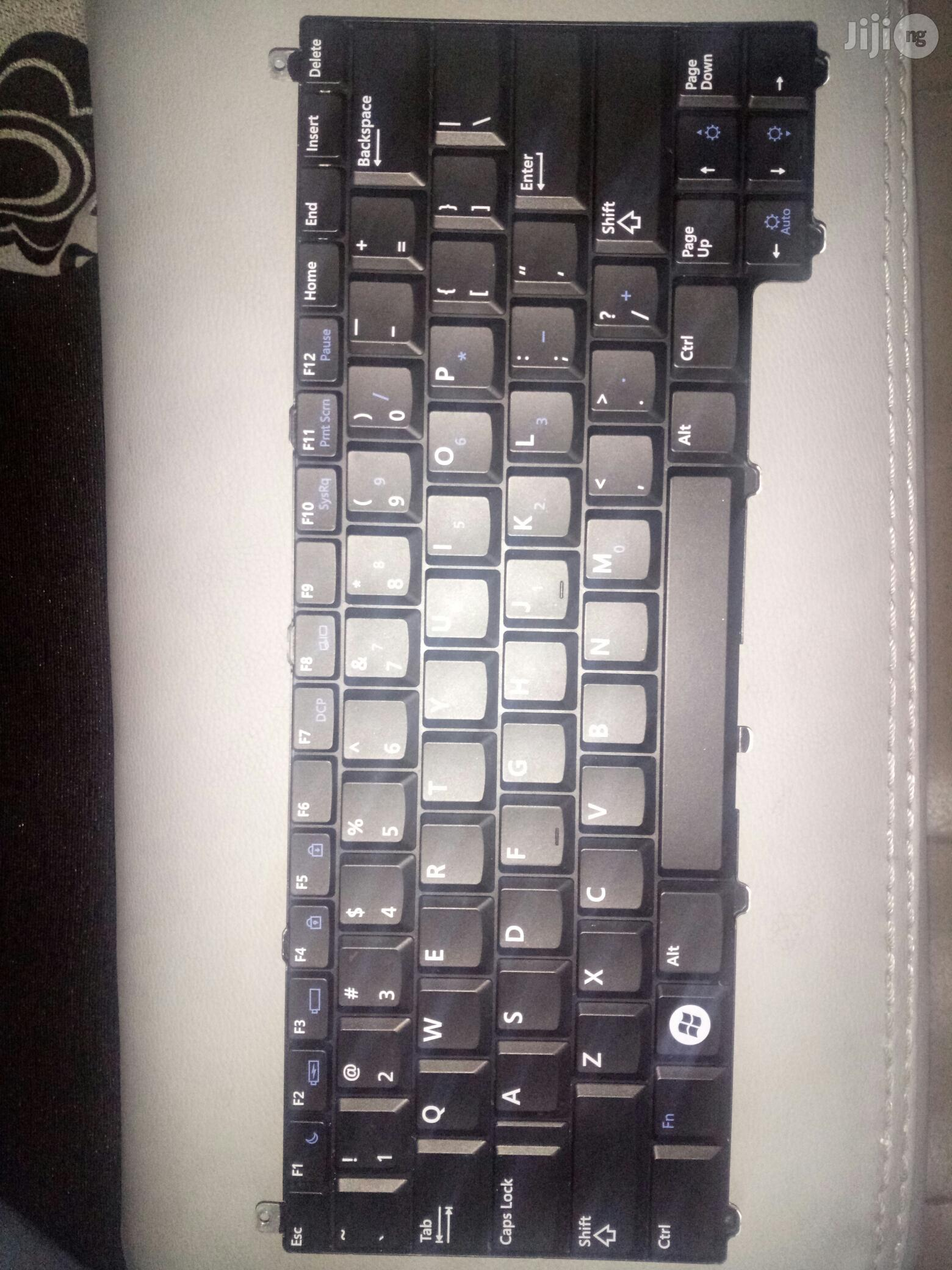 Dell Latitude E4200 Keyboard | Computer & IT Services for sale in Port-Harcourt, Rivers State, Nigeria