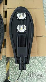 Philips 100w Led Street Light Fitting   Solar Energy for sale in Lagos State, Amuwo-Odofin