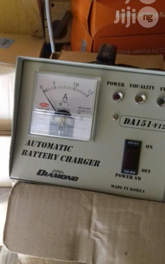 Battery Charger | Electrical Equipment for sale in Ojo, Lagos State, Nigeria