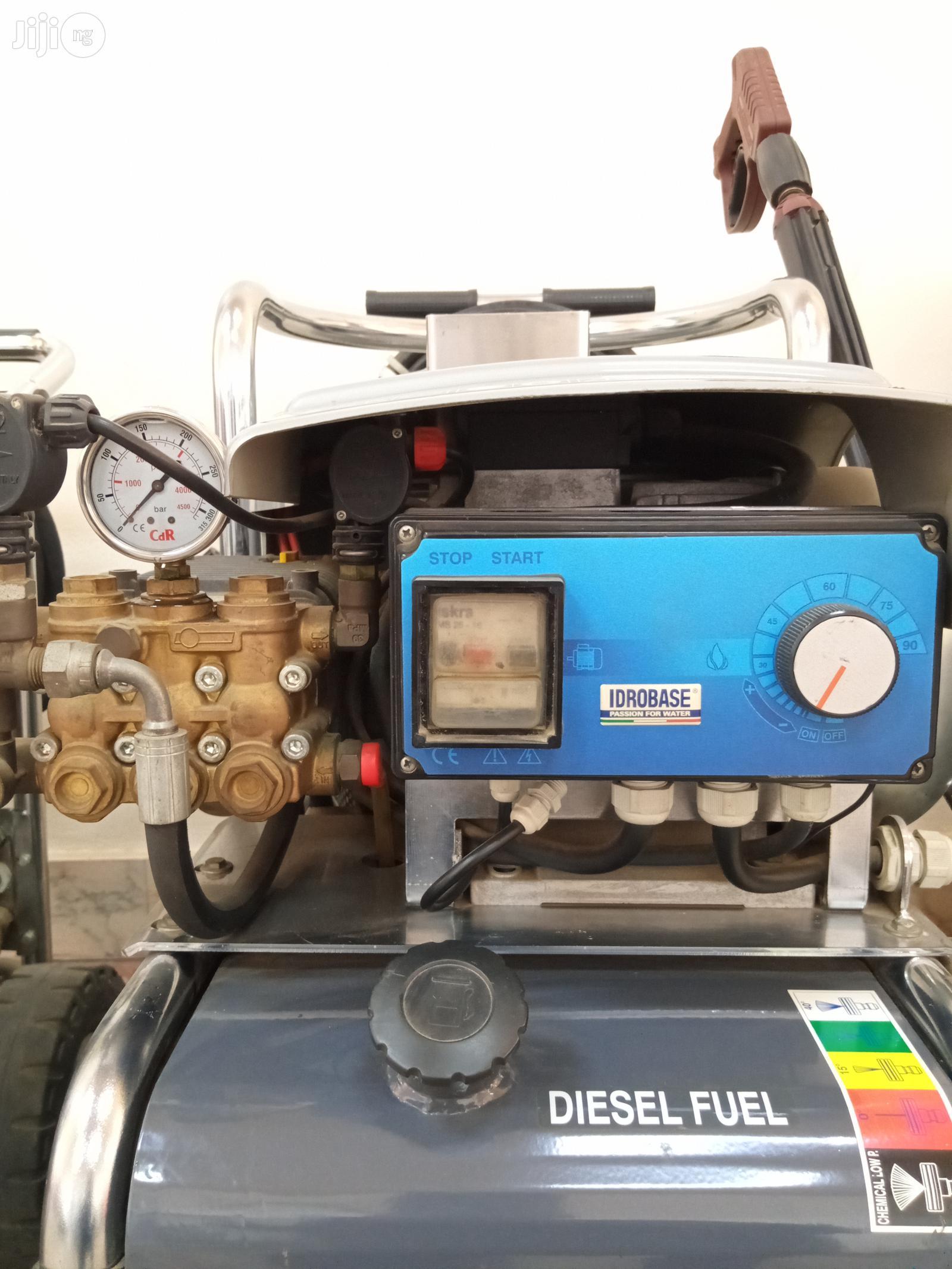 High Pressure Idrobase Washer Machine   Garden for sale in Obafemi-Owode, Ogun State, Nigeria
