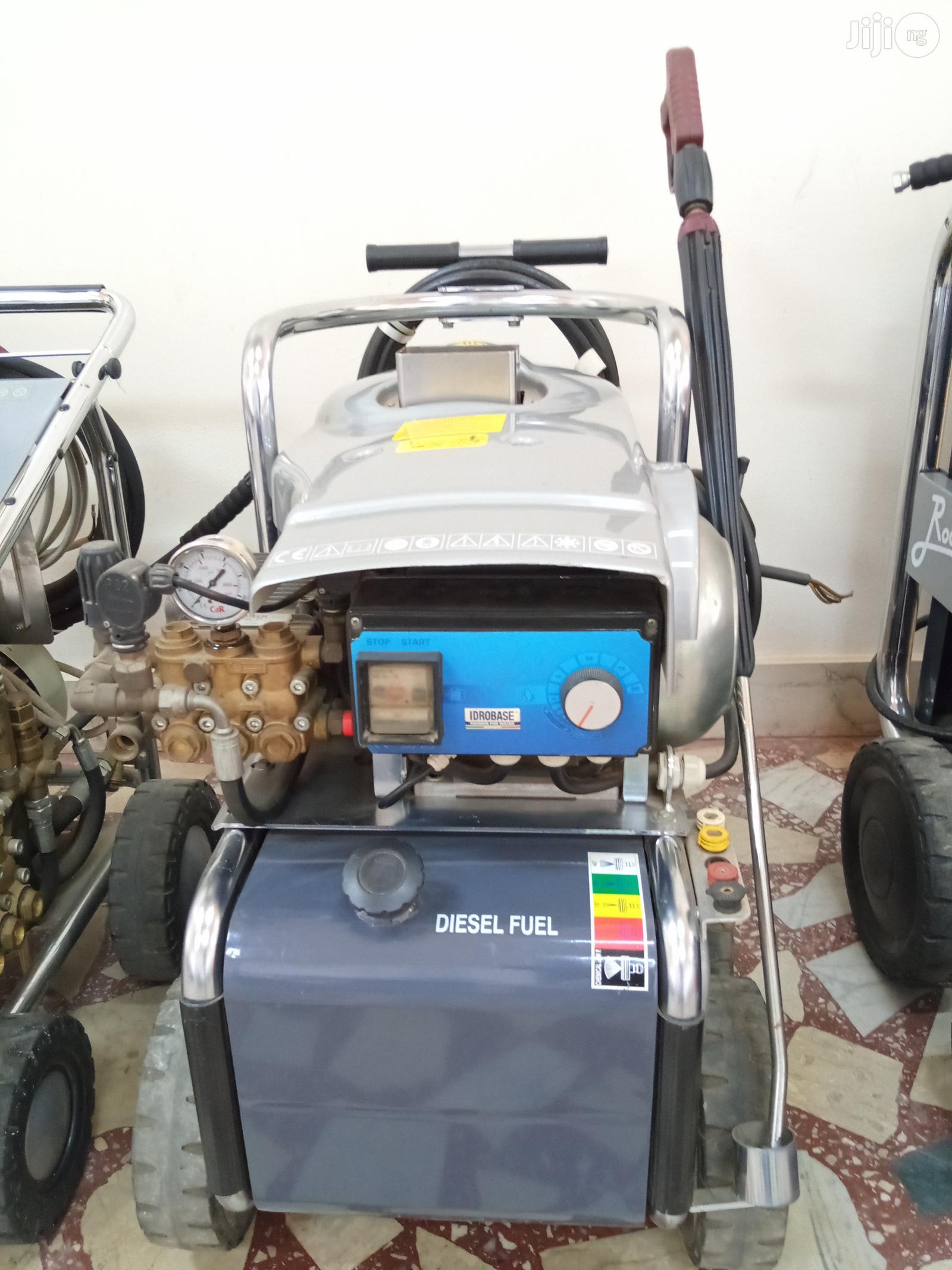 High Pressure Idrobase Washer Machine