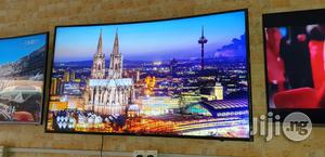 "55 "" Samsung Smart Curved UHD 4K Led Tv | TV & DVD Equipment for sale in Lagos State, Ojo"