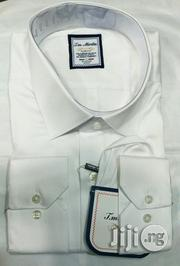 100% Pure White Plain Shirt By TM Martin | Clothing for sale in Lagos State, Lagos Island