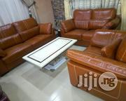 Quality Imported Sofa Chair. Guarantee Leather | Furniture for sale in Lagos State, Ajah