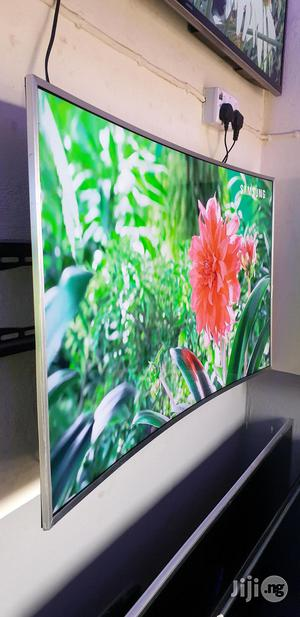 """Samsung UHD 4K Curved Led TV 49 """"   TV & DVD Equipment for sale in Lagos State, Ojo"""