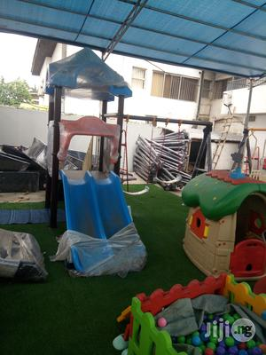 Big Play House With Double Swing For Sale | Toys for sale in Lagos State