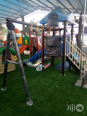 Double Swing With A Play House For Sale | Toys for sale in Lagos State