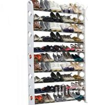 White Shoe Rack Storage   Furniture for sale in Lagos State, Surulere