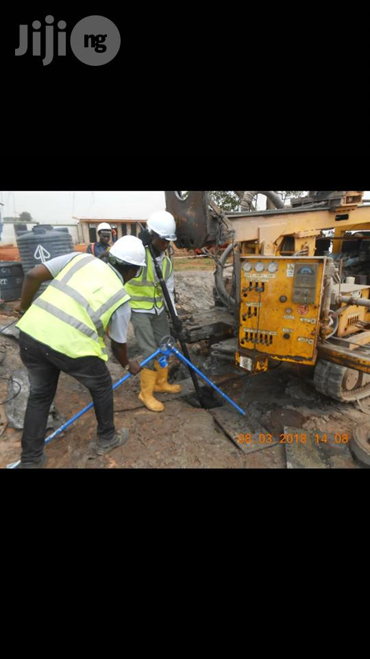 Hydrogeological Geophysical Subsurface Logging | Other Repair & Construction Items for sale in Garki 1, Abuja (FCT) State, Nigeria