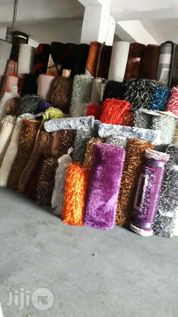 New Imported Center Rug Stock Arrival