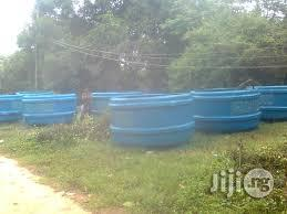 Fibreglass Tanks For Chemicals, Fish Ponds, Water Treatment