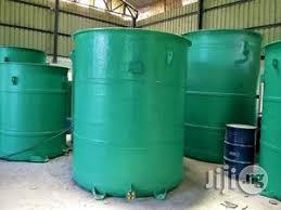 Fibreglass Tanks For Chemicals, Fish Ponds, Water Treatment | Farm Machinery & Equipment for sale in Ikorodu, Lagos State, Nigeria