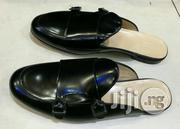 Pure Leather Italian Designer Halfshoe by LORIBLU | Shoes for sale in Lagos State, Lagos Island