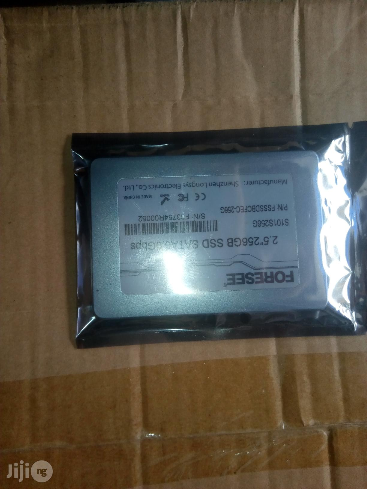 Archive: Solid State Drive 2.5-inch 256GB SATA III MLC Internal Solid State Drive (SSD)