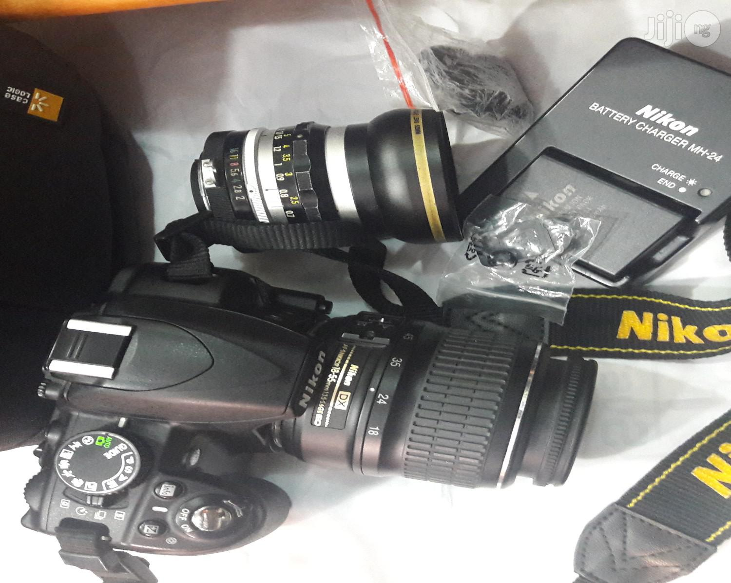 Nikon D3100 Professional Video Camera