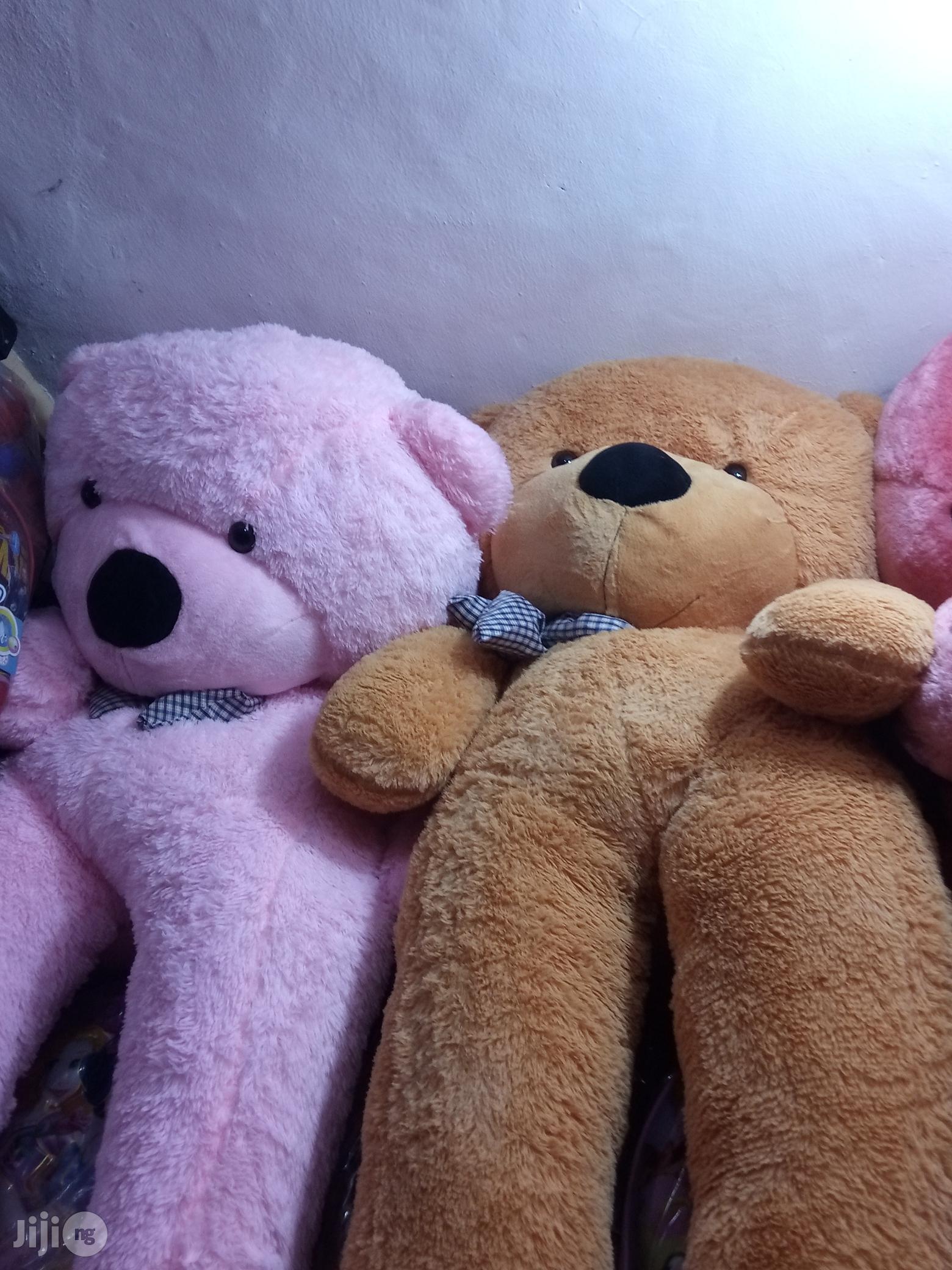 Teddy Bear Giant 5ft Pink. Valentine Gift,