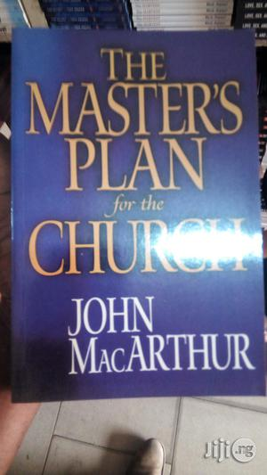 Master Plan For The Church | Books & Games for sale in Lagos State, Yaba