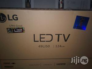 Lg 49 Inch Led Tv   TV & DVD Equipment for sale in Lagos State, Orile