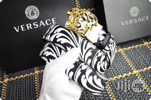 Versace Designers Belt   Clothing Accessories for sale in Lagos State, Lagos Island (Eko)