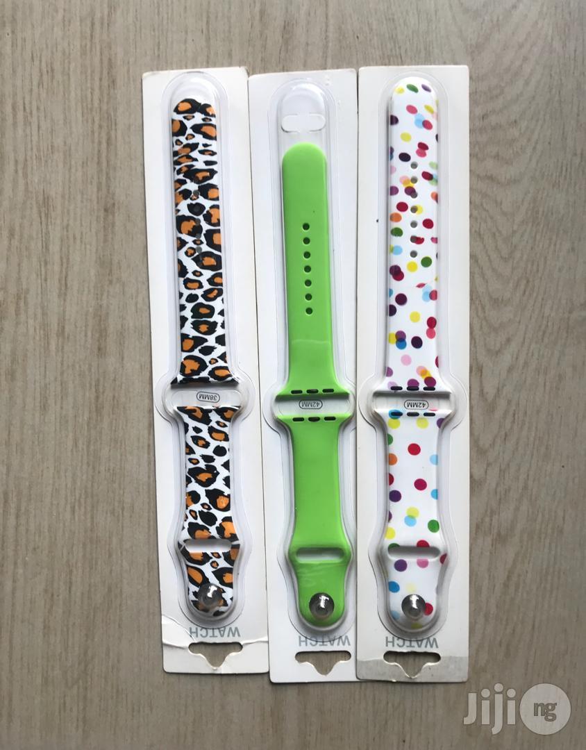 Iwatch Strap All Colors Available