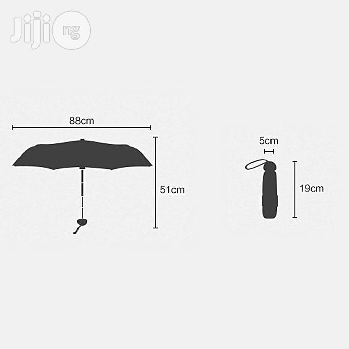 Capsule Mini Pocket Umbrella Compact Ultra Protective With Waterproof | Clothing Accessories for sale in Amuwo-Odofin, Lagos State, Nigeria