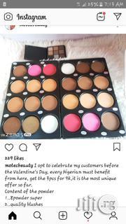 SB 12in1 Powder Pallete at Promo Price | Makeup for sale in Lagos State, Amuwo-Odofin
