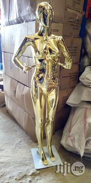 R1 SF15 Female Gold Display Mannequin Full Body | Store Equipment for sale in Lagos State, Lagos Island