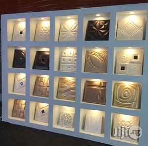 3D Leather Panel   Building Materials for sale in Lagos State, Yaba