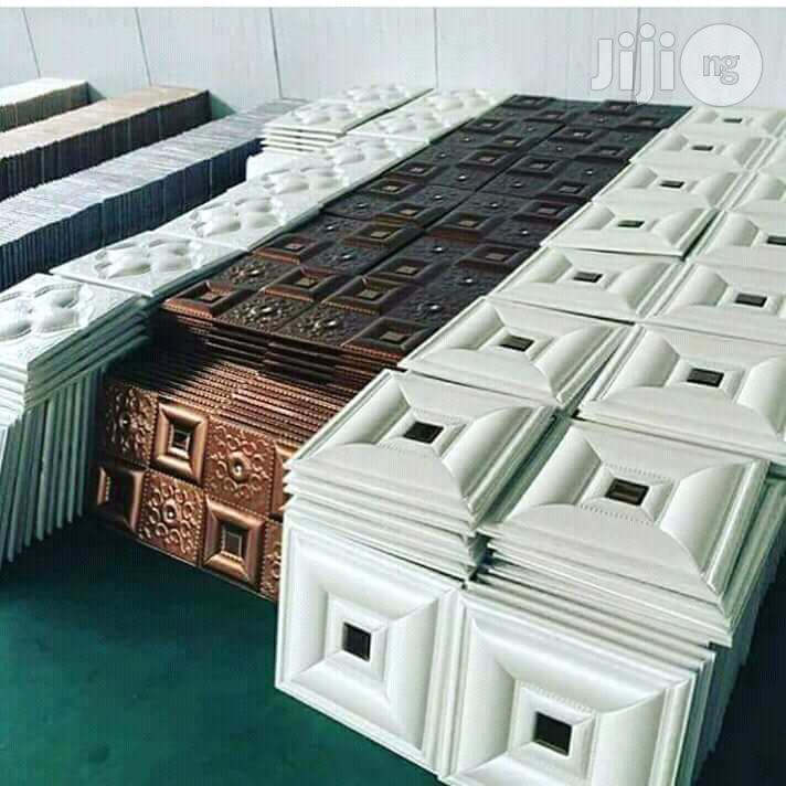 3D Leather Panel   Building Materials for sale in Yaba, Lagos State, Nigeria