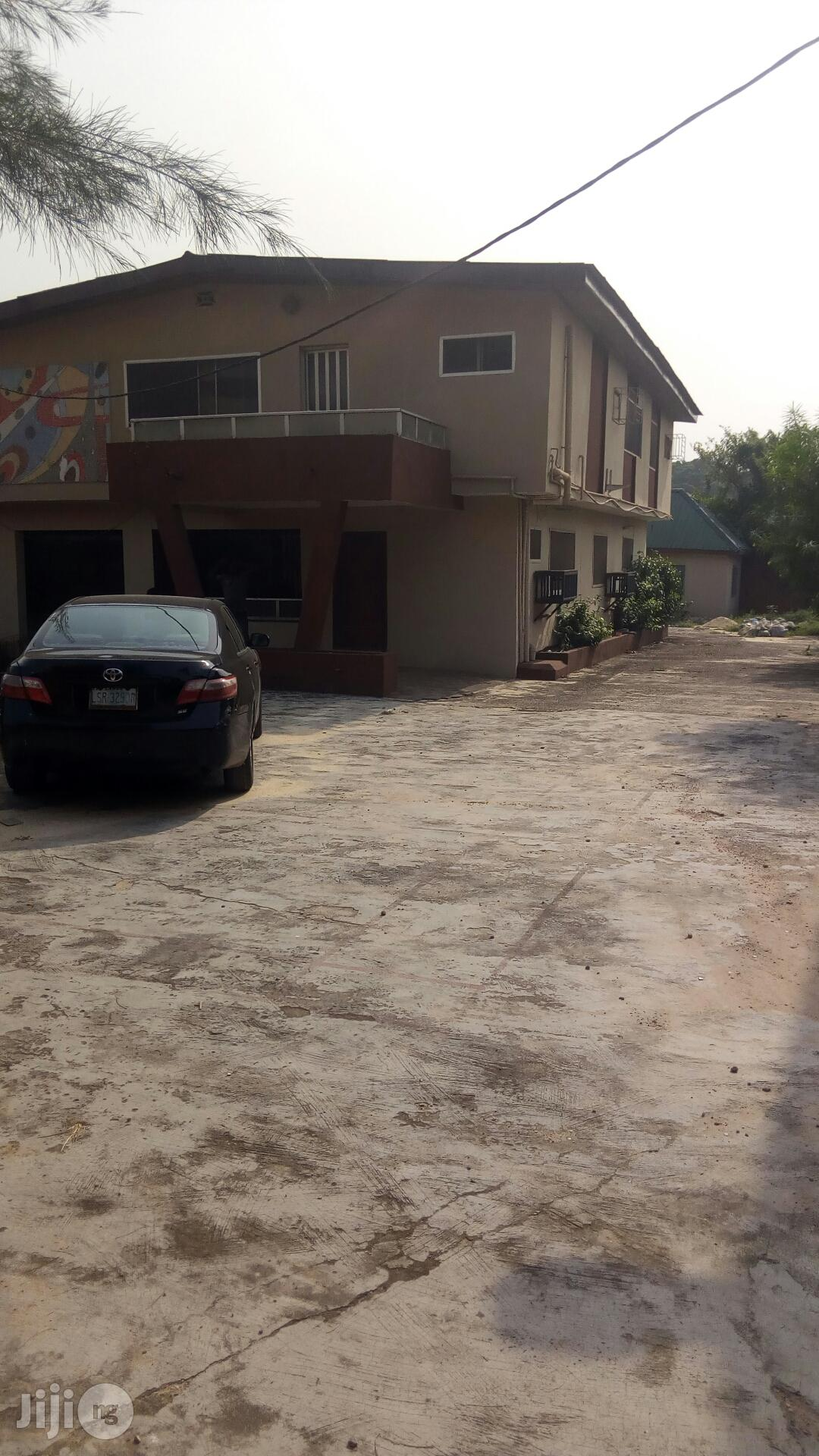 5 Bedroom Duplex With 3 Room Bq For Lease For Commercial Use | Commercial Property For Rent for sale in Ikeja, Lagos State, Nigeria