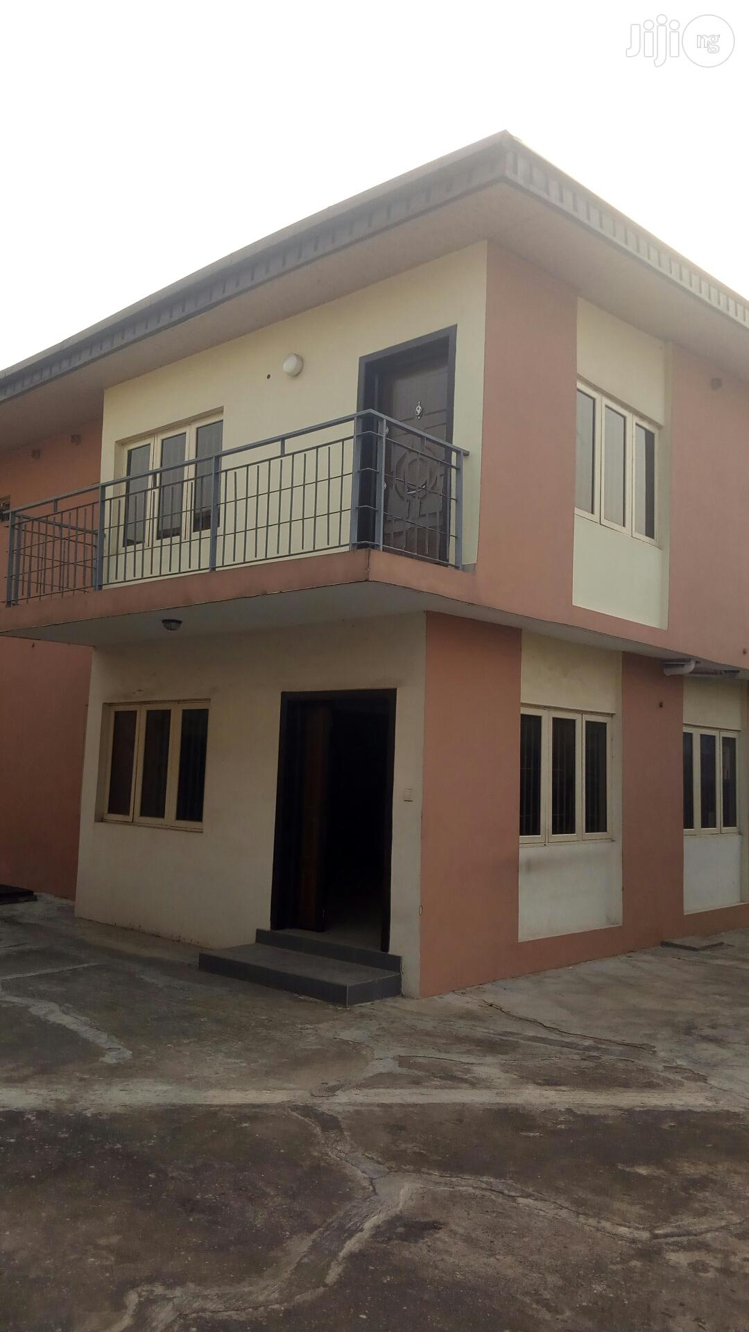 4 No Of 4 Bedroom Duplex With A Room Bq At Off Allen For Commercial Use   Commercial Property For Rent for sale in Ikeja, Lagos State, Nigeria