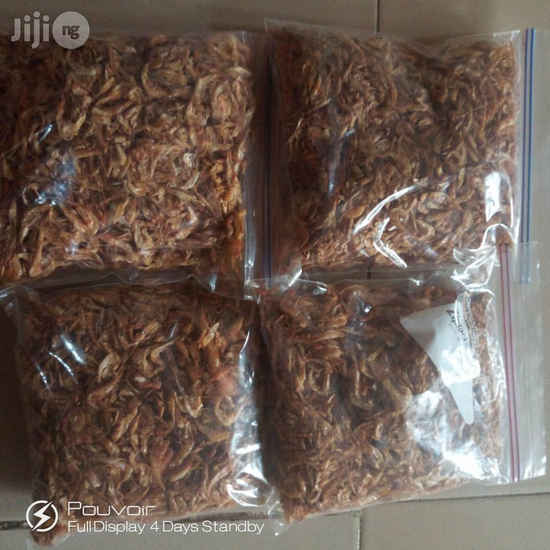 Crayfish In Ziplock Bags | Meals & Drinks for sale in Lagos Island (Eko), Lagos State, Nigeria
