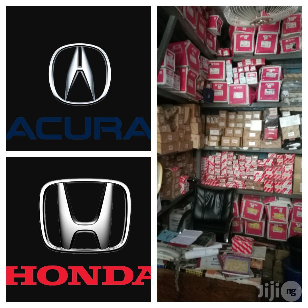 Honda And Acura Parts And Accessories In Amuwo Odofin Vehicle Parts Accessories Chuka Eze Jiji Ng