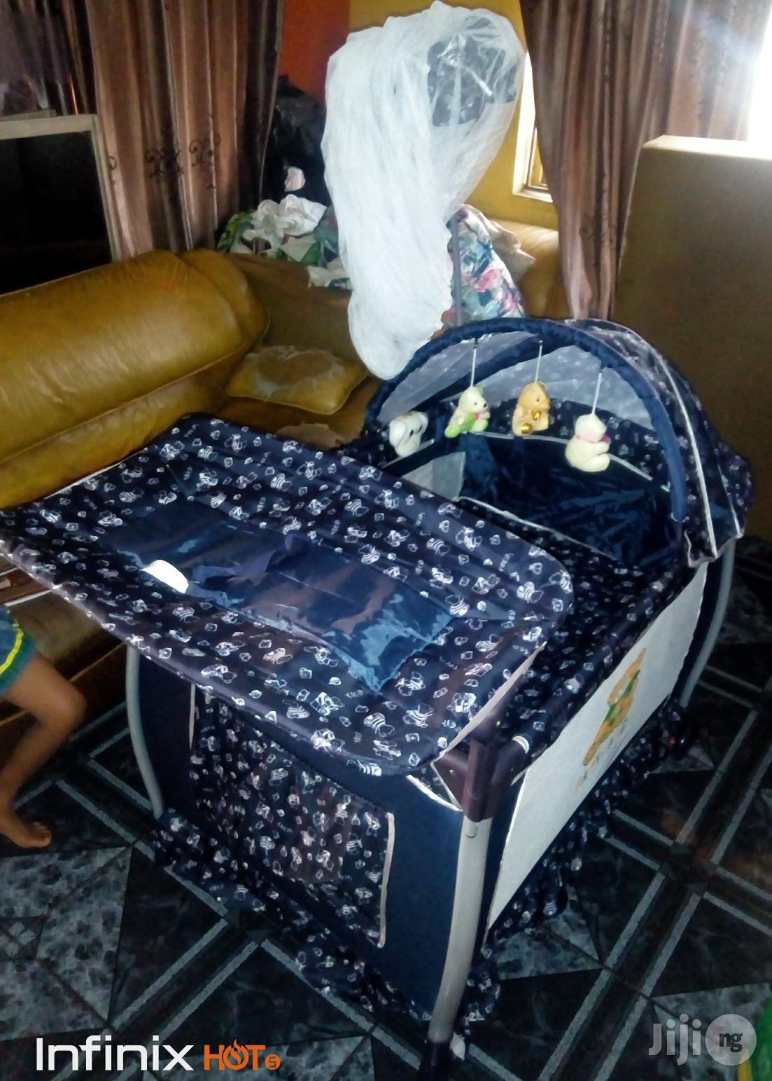 Baby Play Pen Bed