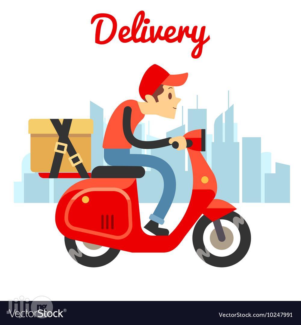 Pick Up & Delivery Services (Door~Door)Lagos/Port Harcourt/Uyo