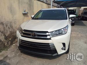 Toyota Highlander 2017 White | Cars for sale in Lagos State, Apapa