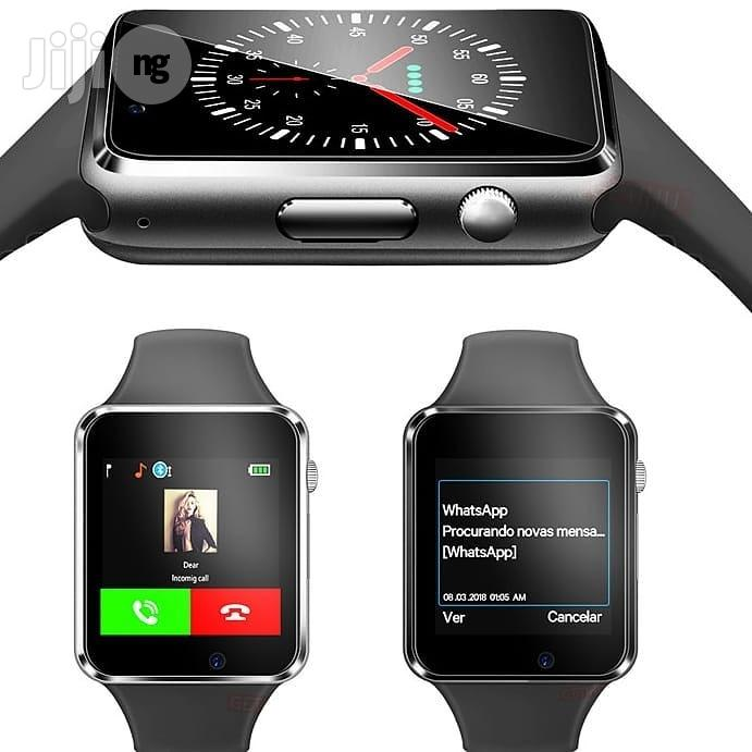 GSM Smart Watch | Smart Watches & Trackers for sale in Alimosho, Lagos State, Nigeria