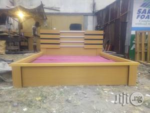A 6by6 Bed Frame | Furniture for sale in Lagos State, Isolo