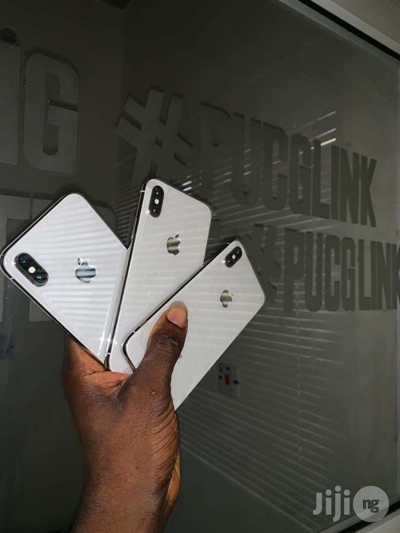 Apple iPhone X 256 GB   Mobile Phones for sale in Ikeja, Lagos State, Nigeria