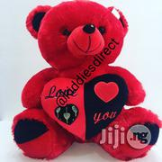 Love You Plush Teddy   Toys for sale in Lagos State