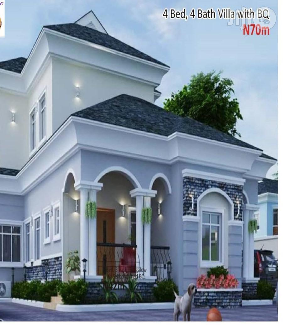4bedroom Maisonette Duplex at Ibeju-Lekki Up for Sale