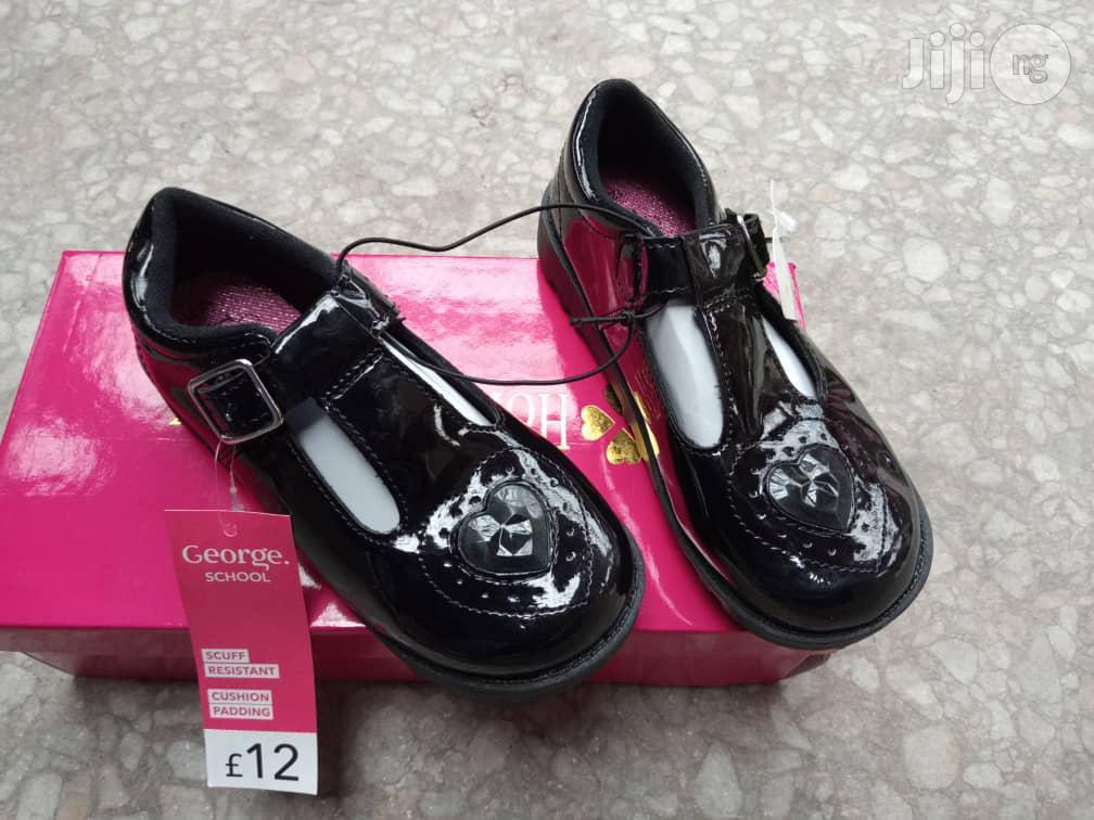 Black Original Back to School Shoes for