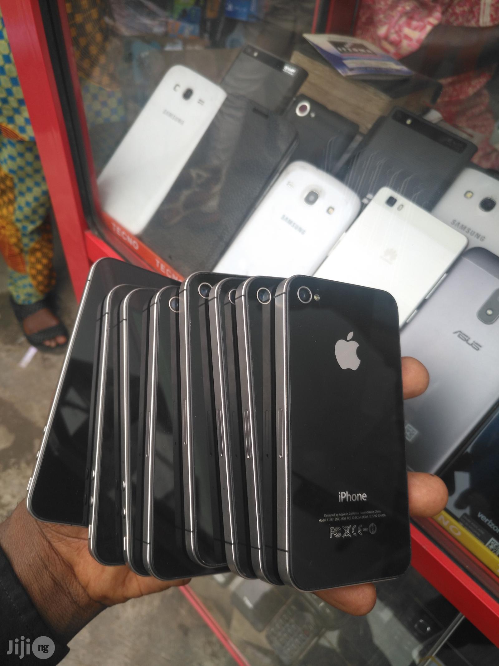 Apple iPhone 4s 16 GB | Mobile Phones for sale in Ikeja, Lagos State, Nigeria