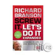 Screw It Let's Do It: Lessons In Life And Business | Books & Games for sale in Lagos State, Magodo