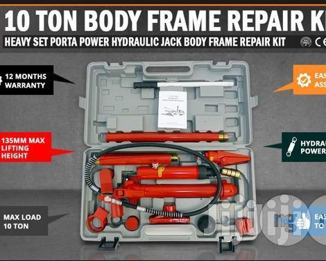 Hydraulic Frame Repair Kit 10ton (Body Jack)