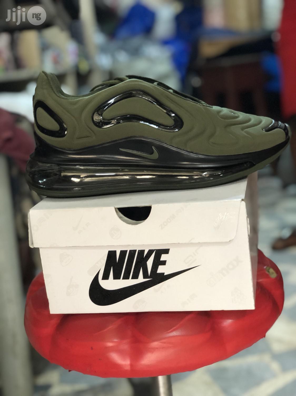 Original Nike Canvass