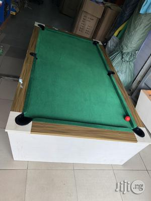 Locally Made Snooker Board | Sports Equipment for sale in Lagos State