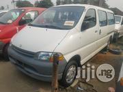 Clean Toyota Hiace 2000 White | Buses & Microbuses for sale in Lagos State, Apapa
